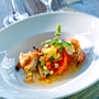 Food Photography from Tides Restaurant at the Beach Club on Kiawah Island